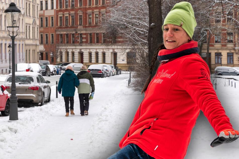 Sturz-Gefahr in Sachsen! Expertin gibt Tipps: So fallt ihr richtig hin
