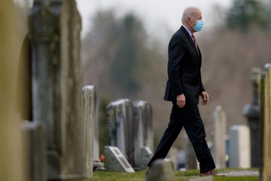 Joe Biden will USA innerhalb von zehn Tagen auf neuen Kurs bringen