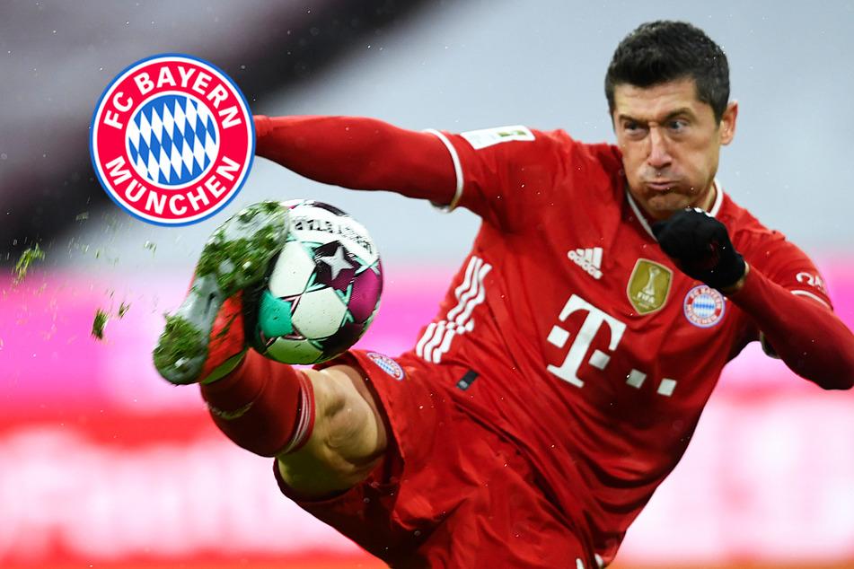 Wie Lewandowski unbedingt den Müller-Torrekord knacken will