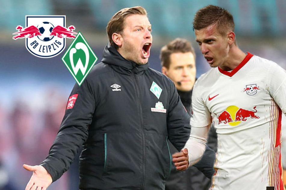 RB Leipzig ist auch gegen Bremen eine Heimmacht und löst die Bayern an der Spitze ab