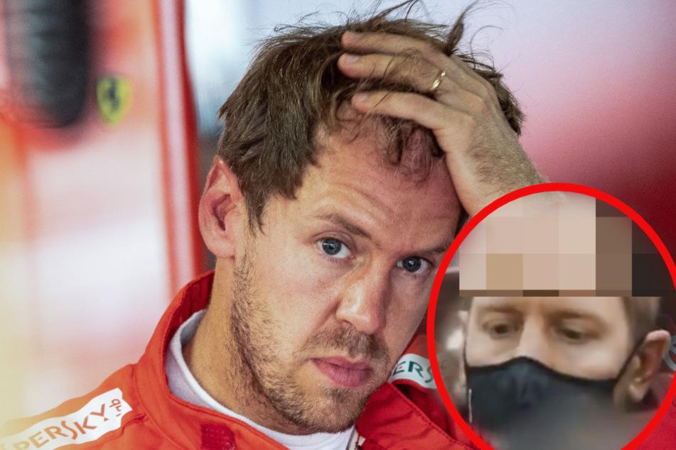 Vettel-Frise sorgt für Aufsehen: Heppenheimer mit Mut zur Platte!