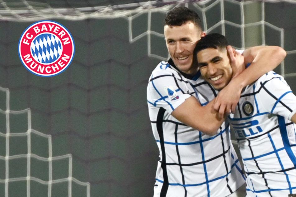 Bundesliga-Comeback? FC Bayern München soll Inter-Star auf Zettel haben!