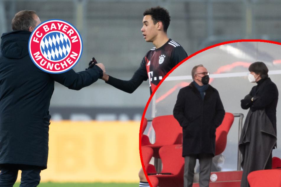 Löw wirbt um Bayern-Talent Jamal Musiala, was wird aus Thomas Müller?
