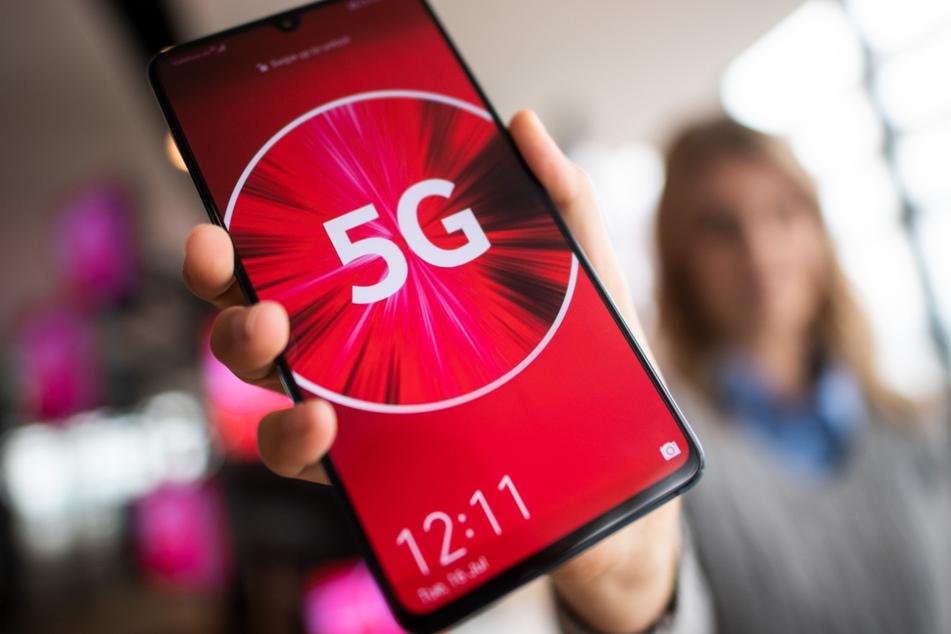 In Sachen 5G-Mobilfunktechnologie macht den Forschern des 5G Lab Germany an der Technischen Universität Dresden keiner was vor. (Symbolfoto)