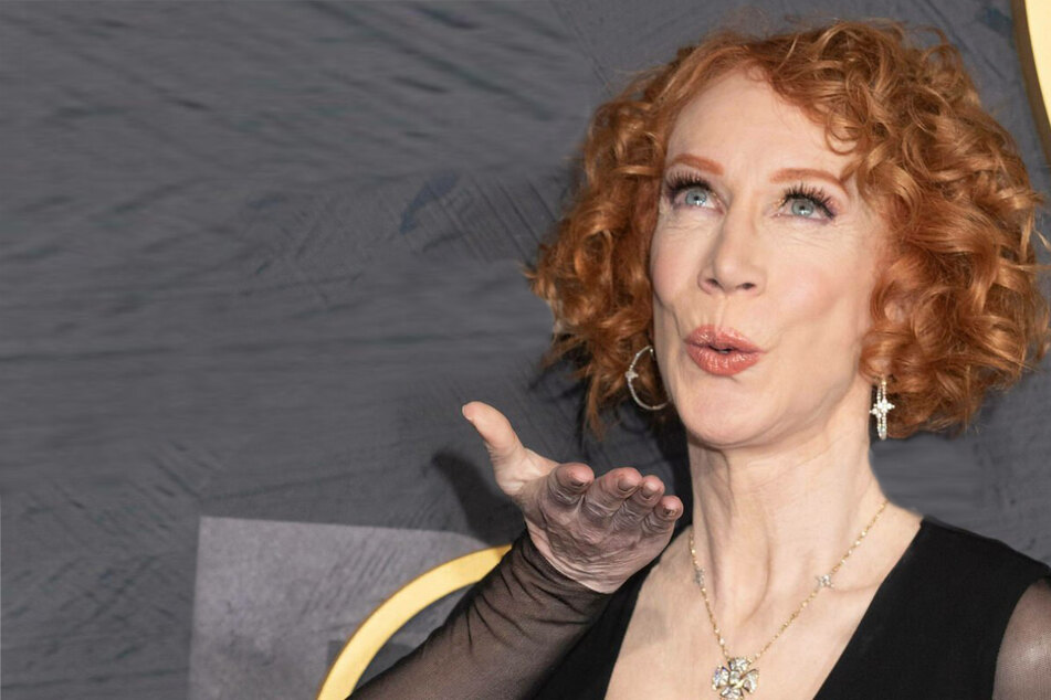 Kathy Griffin shares startling news about her health