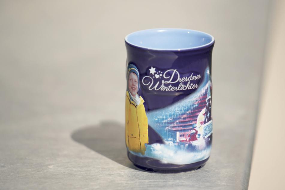"""Die """"Dresdner Winterlicht""""-Tasse 2020."""