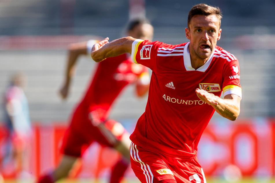 Christian Gentner verlässt nach zwei Jahren wieder den 1. FC Union Berlin. Der 35-Jährige würde gerne weiter Fußball spielen.