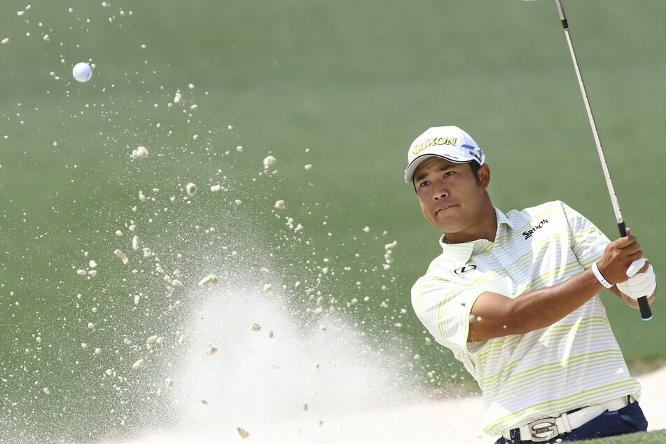 Golf: Hideki Matsuyama makes history with his first green jacket at the Masters