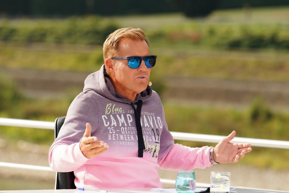 """Fand den Auftritt """"scheiße"""": DSDS-Chefjuror Dieter Bohlen (66)."""
