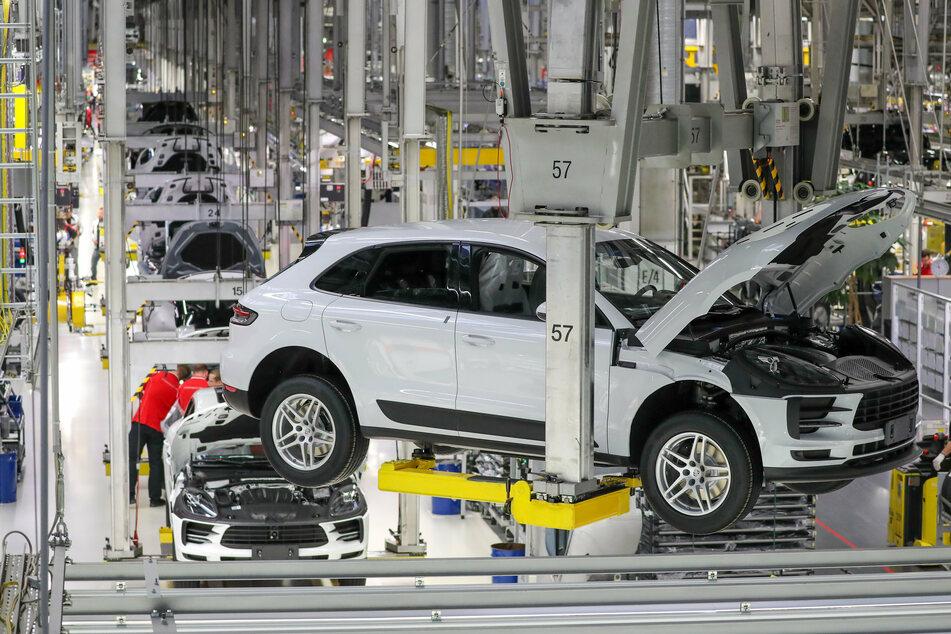 Die Mitarbeiter von Porsche befinden sich aktuell in Kurzarbeit.