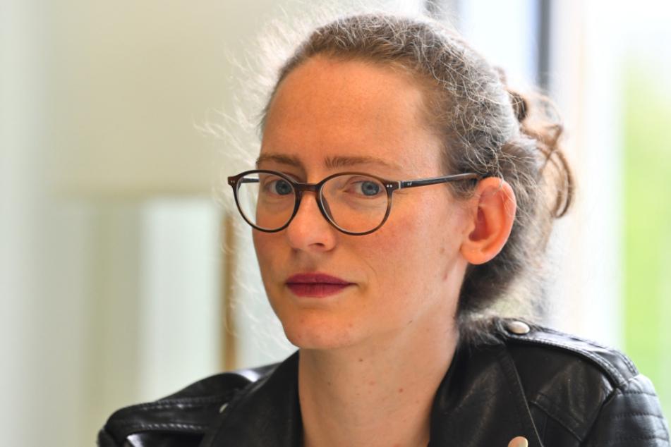 Hält trotz Bedenken an den aktuellen Plänen fest: Stadträtin Susanne Krause (37, Grüne).