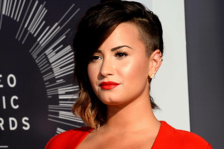 Demi Lovato's new single is a melodic Trump diss track