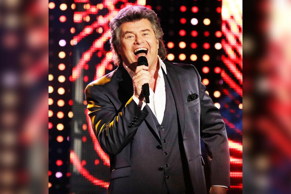 Sänger und Moderator: Andy Borg (60) ist ein wahrer Tausendsassa.