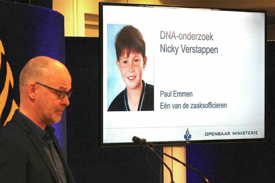 Die DNA-Massenuntersuchung führte die Ermittler zum Mörder von Nicky Verstappen.