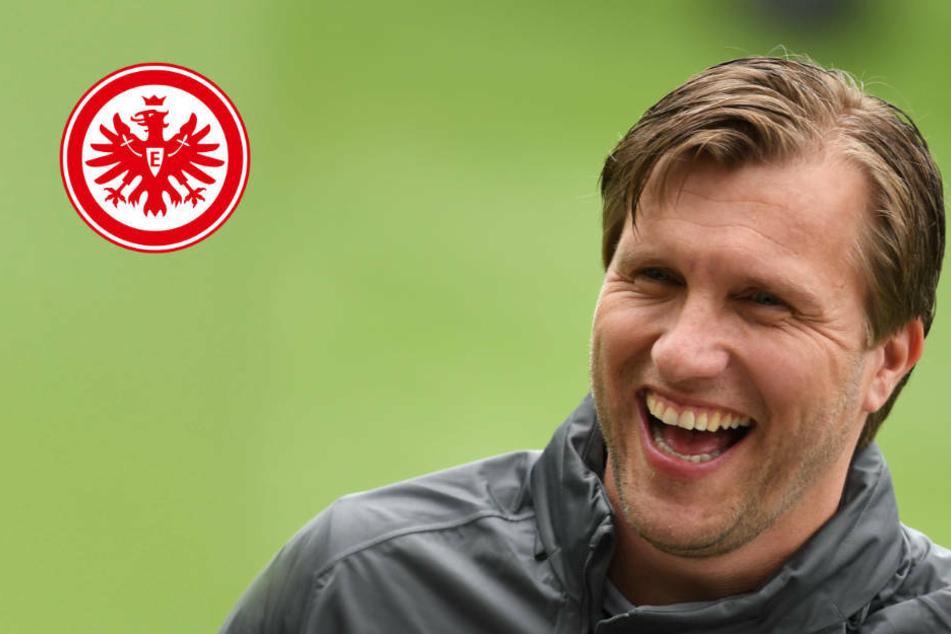 """""""Das Ziel ist natürlich weiterzukommen"""": Eintracht-Reaktionen zur Europa League"""