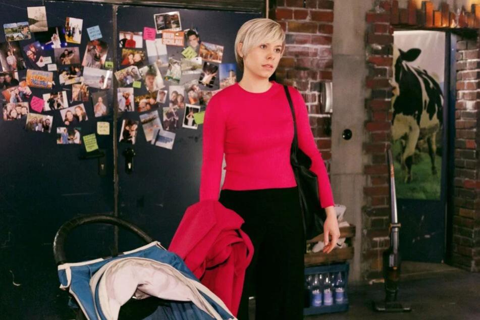 """Jasmin verkörpert in der Vorabendserie seit rund zwei Jahren die Rolle der Kimberly """"Kim"""" Bremer."""