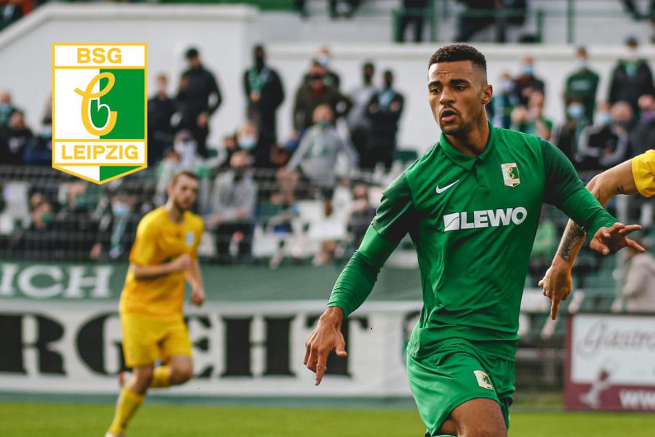 Er freut sich schon auf die Derbys gegen Lok: Chemie Leipzig verlängert mit Benjamin Luis