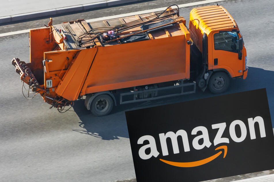 An investigation followed dump trucks filled with Amazon products to the Lochhead Landfill (stock image).