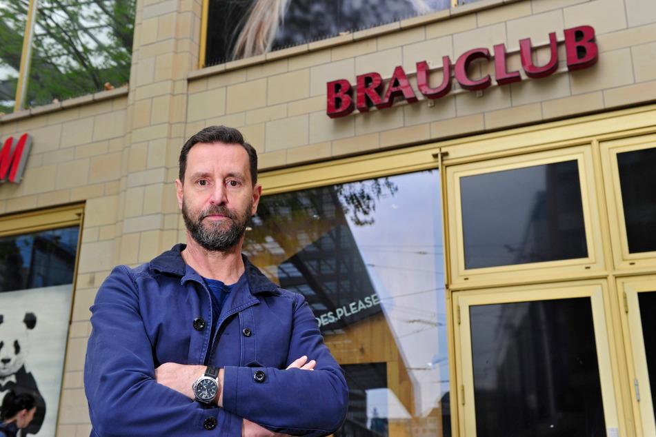 Umdenken bei Brauclub-Chef André Donath (56): Nachdem er vergangene Woche alle Partys absagte, will der 56-Jährige nun doch eine Hip-Hop-Sause schmeißen.