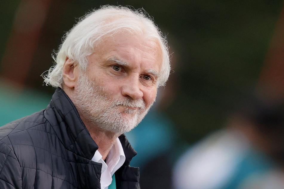 Bayer-Sportchef Rudi Völler (60).