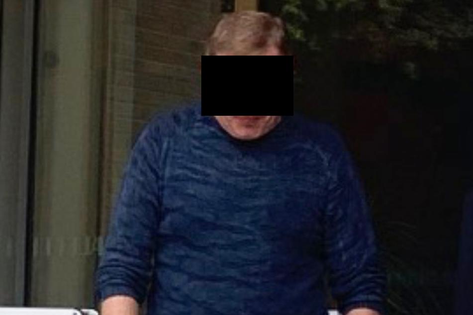 Silvio K. (52) musste wegen eines Tresors voller Granaten vor den Richter.