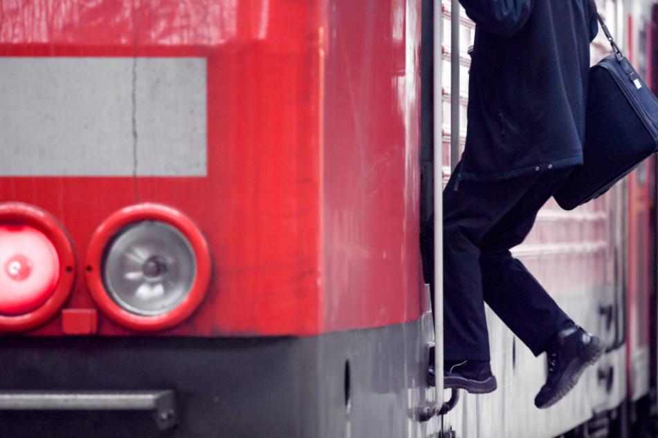 Der Bahnverkehr nach Italien wird für Reisende eingestellt.