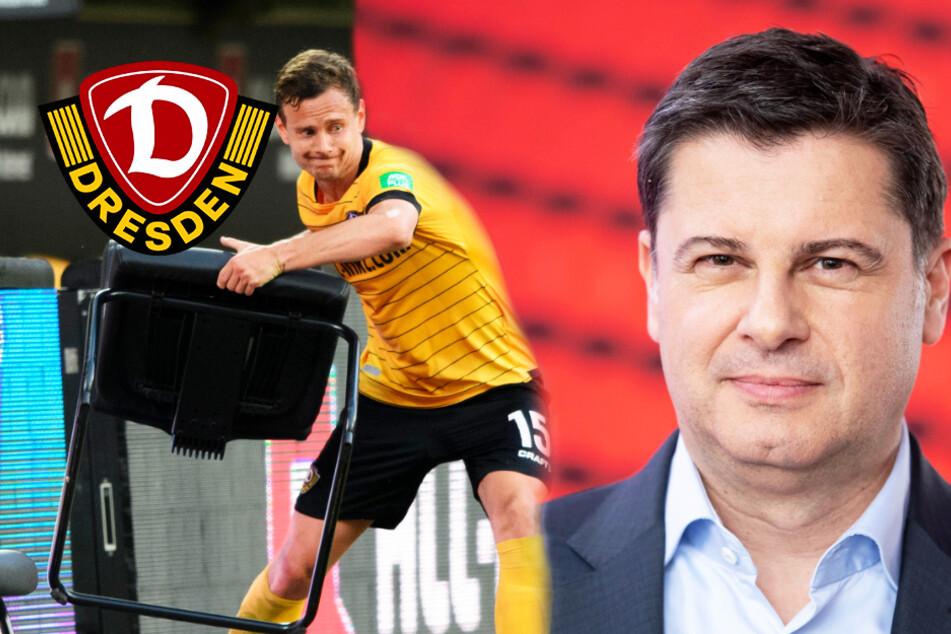 "Dynamo: DFL-Boss Seifert versteht Chris Löwes Ausbruch: ""Mir tut es sehr leid"""