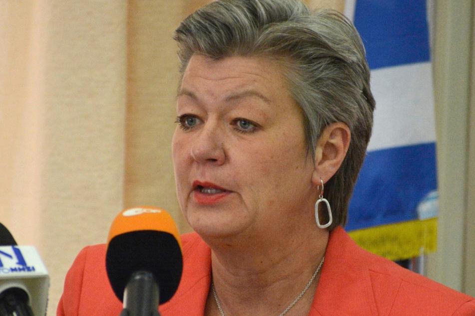 EU-Innenkommissarin Ylva Johansson (57).