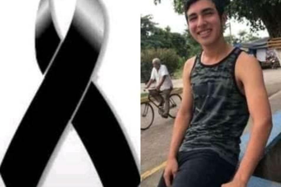 Alexander Martinez Gomez (†16) wurde von Polizisten in Mexiko erschossen.