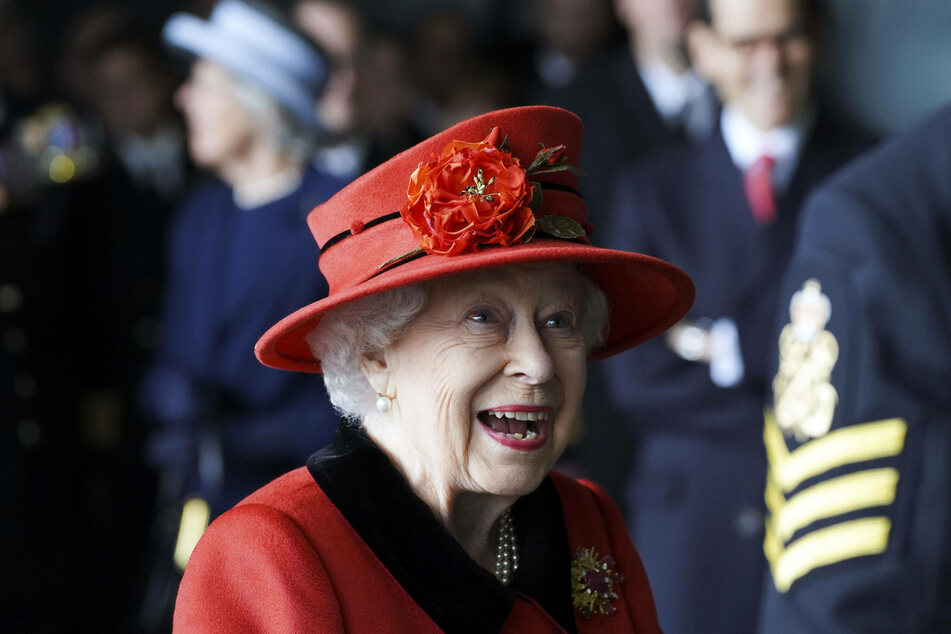 Queen Elizabeth is said to be delighted by the birth of Lili Diana.