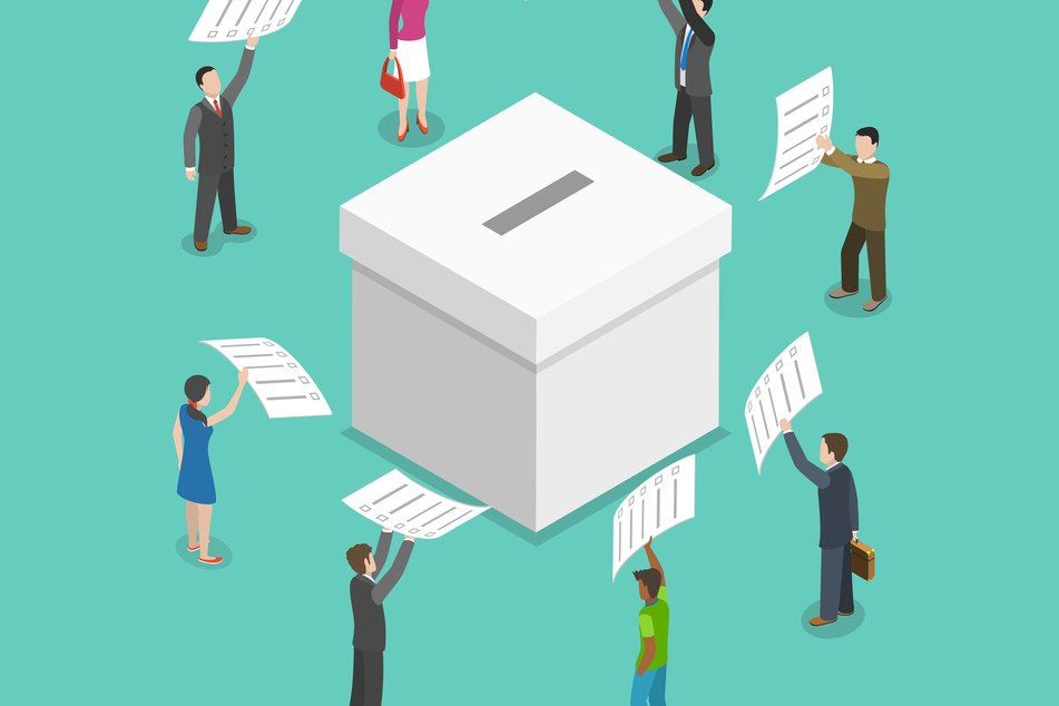 Almost half nonvoters make $50,000 or less annually.