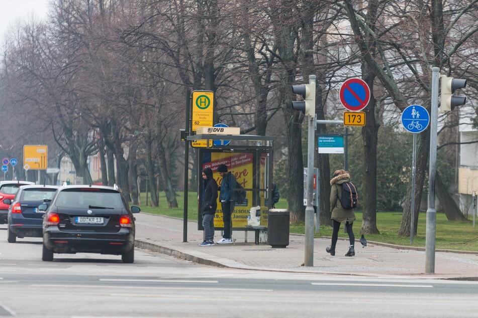 Die Tat ereignete sich auf der Budapester Straße.