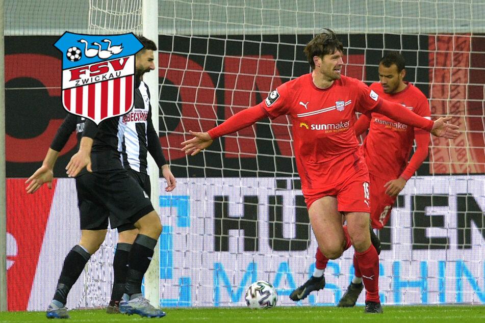 Trifft FSV-Angreifer Ronny König im Heimspiel erneut gegen Aufsteiger SC Verl?