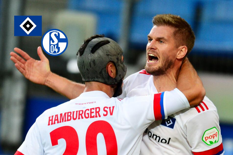 Transferhammer? HSV-Knipser Simon Terodde beim FC Schalke 04 im Gespräch!
