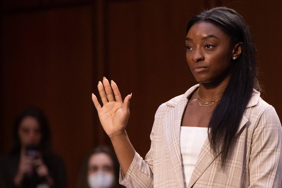 Simone Biles gives shocking testimony on FBI bungling of USA Gymnastics sex abuse case