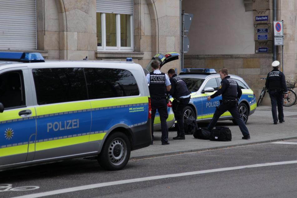 59-Jähriger redet wiederholt von seinen Waffen: Großeinsatz der Polizei