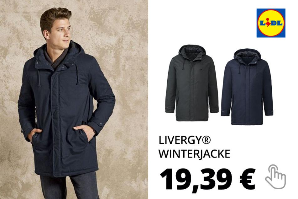 LIVERGY® Winterjacke