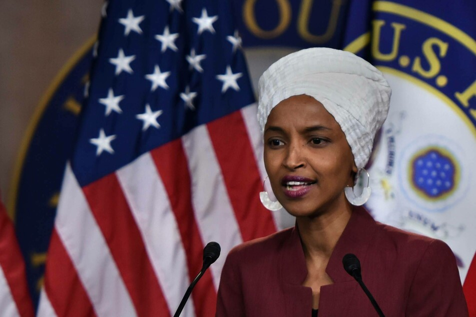 Minnesota Rep. Ilhan Omar has defended the decision to withdraw from Afghanistan.