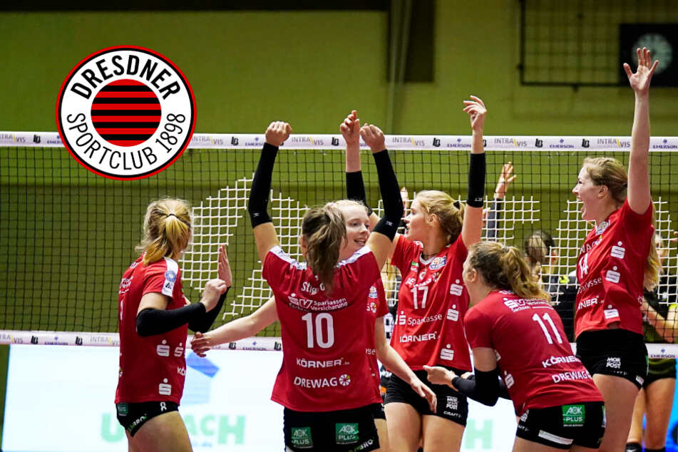 Dresdner SC: Storck & Co. glänzen bei klarem Sieg in Aachen