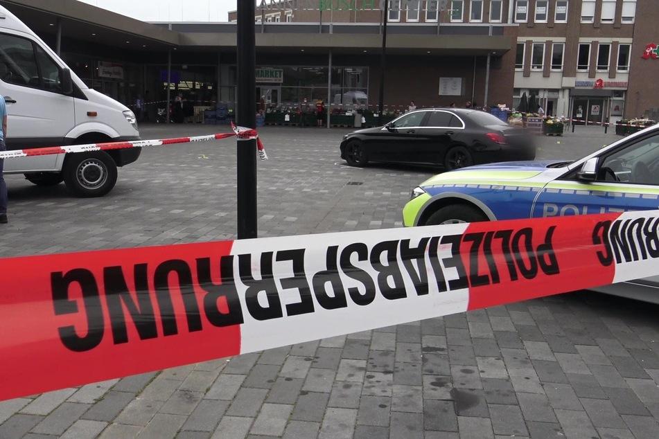 Auto auf Bonner Parkplatz beschossen