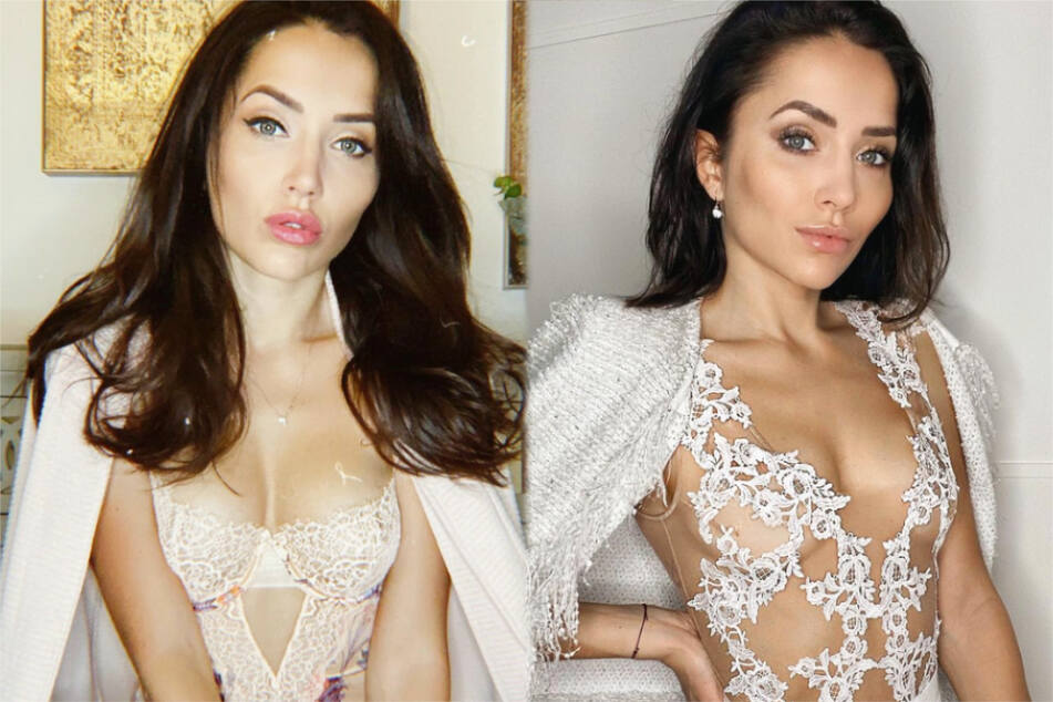 Nacktfotos im Netz: So steht neuer Freund von Anastasiya Avilova dazu