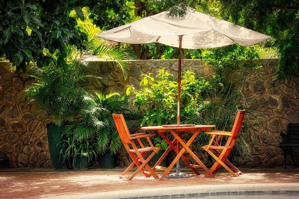 Ihr braucht neue Outdoor-Möbel? Hier gibt's am Sonntag 25% Rabatt!