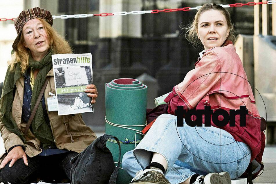 Tatort: Obdachlose Monika verbrennt unter Brücke, Umstehende schauen nur zu