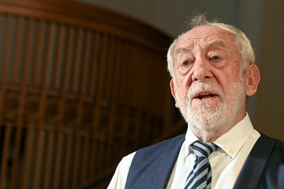 Dieter Hallervorden (86) wird bei der Bundestagswahl 2021 die FPD wählen.