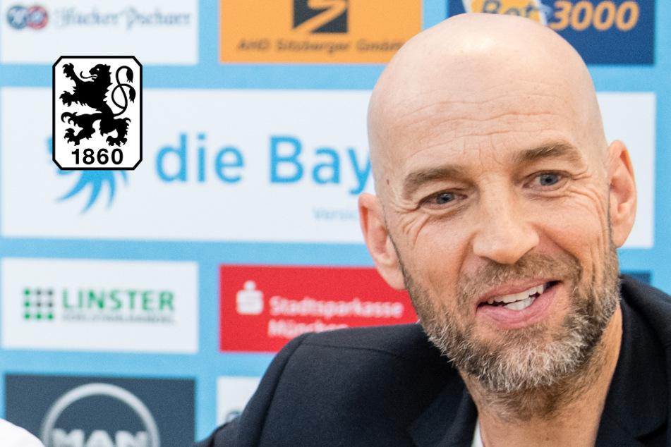 Perfekt! TSV 1860 München verlängert mit Geschäftsführer Günther Gorenzel