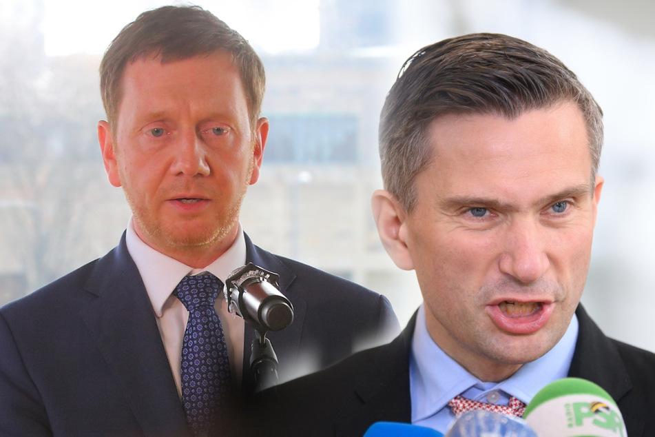 """April April, Rolle rückwärts"": So reagiert Sachsen auf das Osterruhe-Aus"