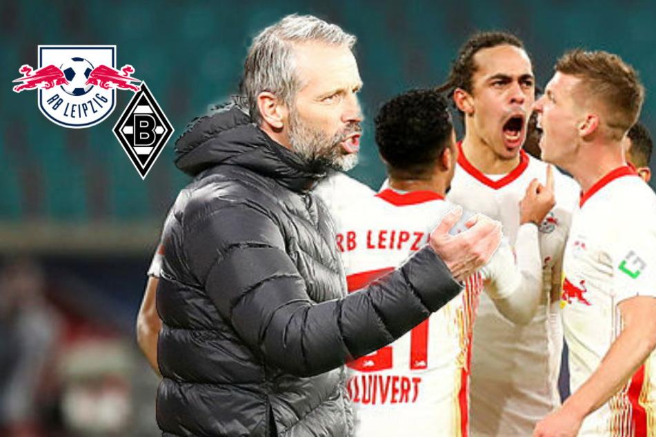Mega-Comeback! RB Leipzig dreht 0:2 gegen Gladbach und gewinnt Topspiel sensationell