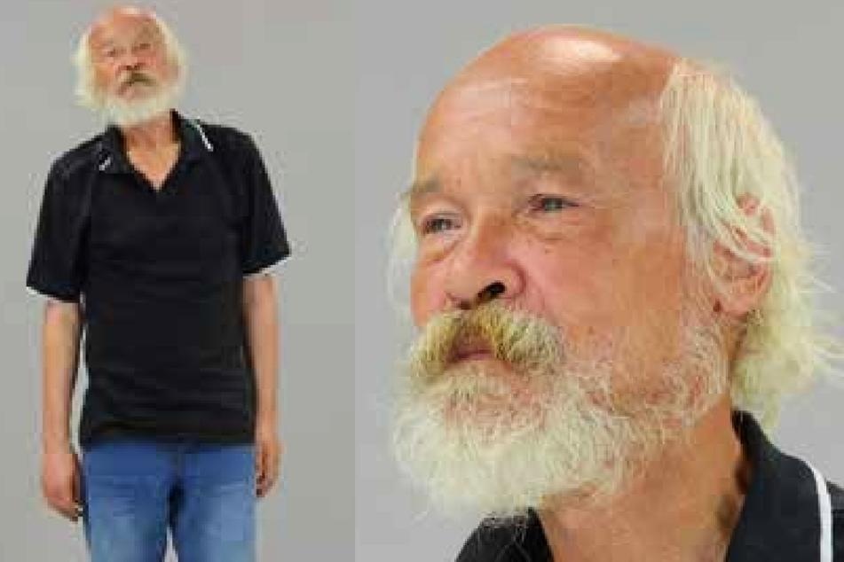 Enrico C. (57) wird seit Januar vermisst. Die Polizei hofft nun auf Hinweise aus der Bevölkerung und hat eine Belohnung von 1000 Euro ausgelobt.