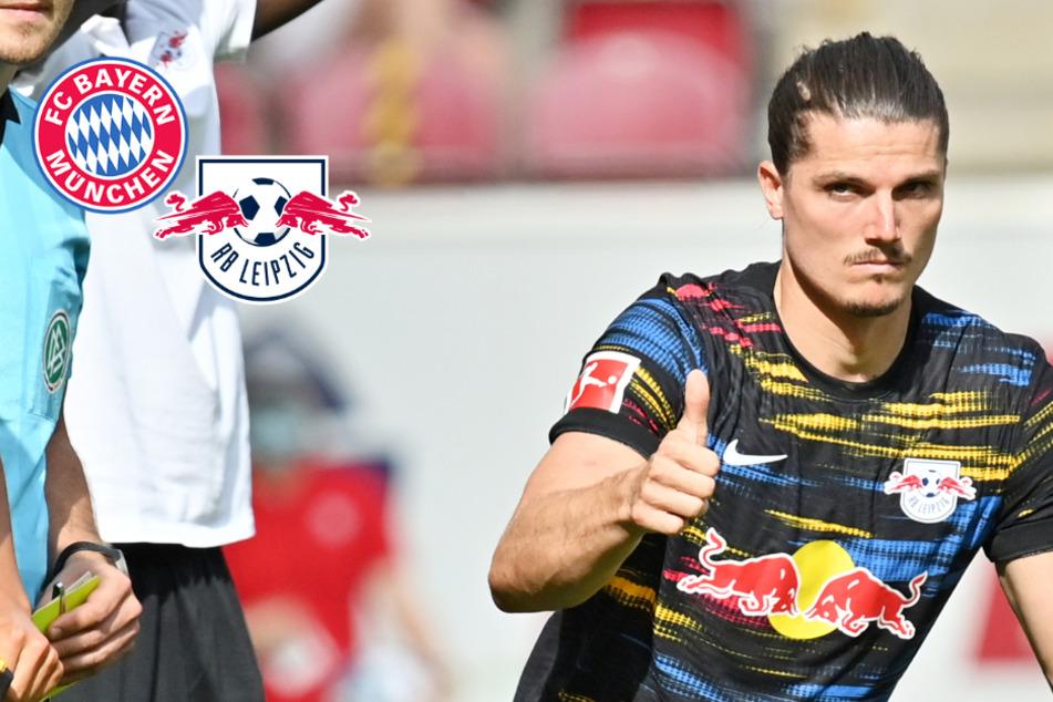 Bayern-Transfer perfekt! Marcel Sabitzer verlässt RB Leipzig und geht zum Meister