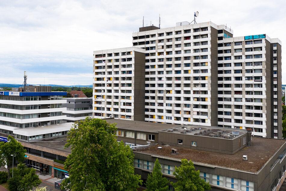 Coronavirus: Göttingen bereitet Hunderte Corona-Tests in Wohnanlage vor